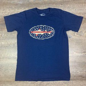 Dogfish Head Brewery Graphic Tee Small